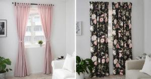 rideaux IKEA printemps-2020