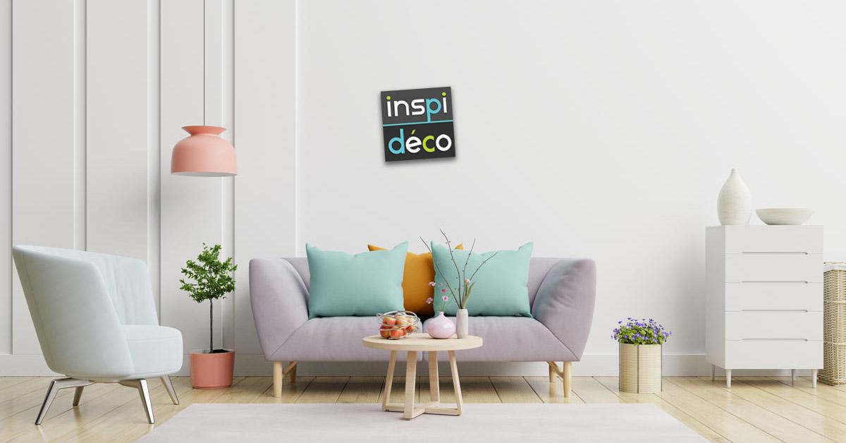 Idées pour décorer avec des couleurs pastel.