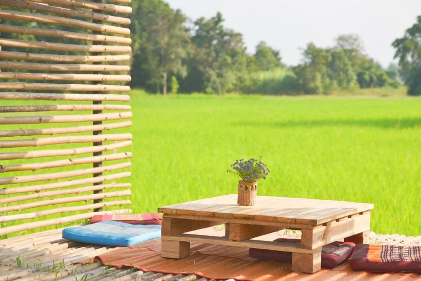 séparé externe en bambou DIY