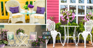 La terrasse style shabby: 13 superbes inspirations