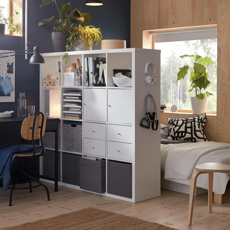 Ikea Kallax Schreibtisch Ideen 2021