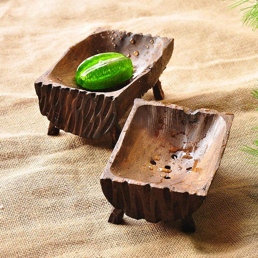 magnifique porte-savon DIY en bois