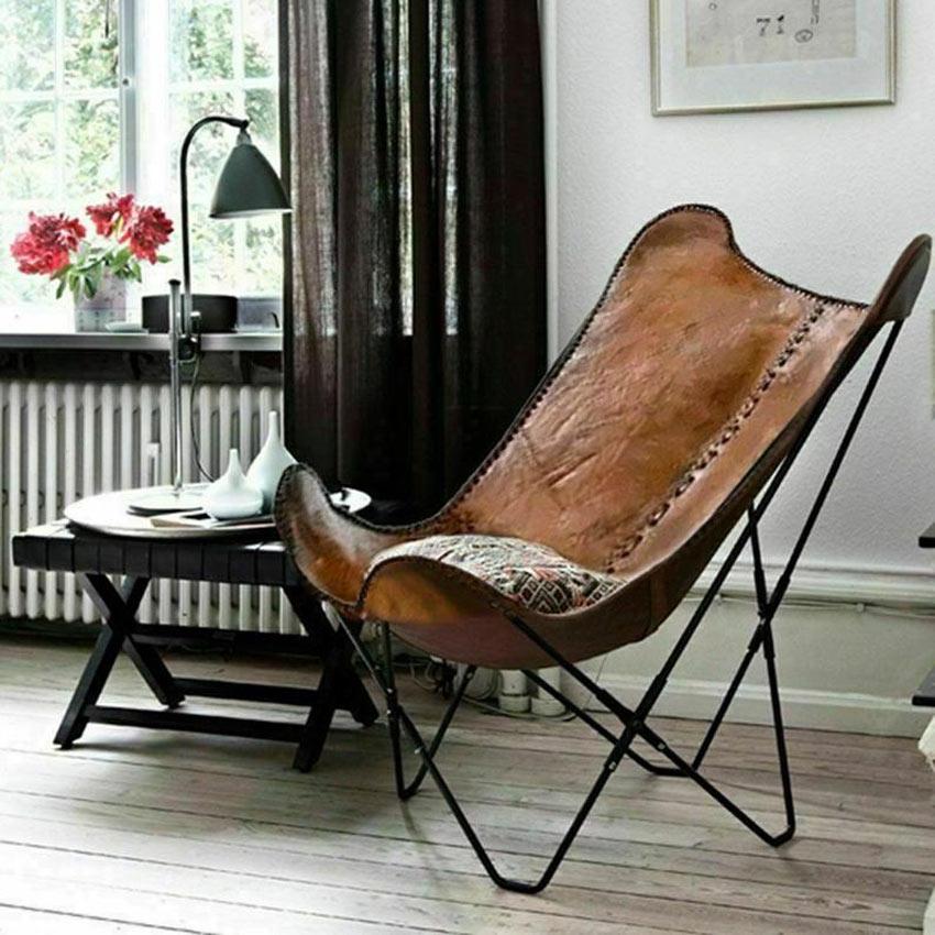 chaises vintage qui décorent votre intérieur