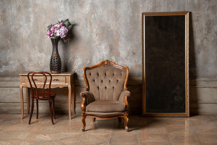 chaises vintage déco