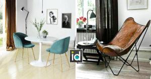Les chaises vintage qui décorent votre intérieur avec style