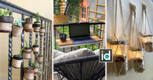 idées pour aménager un petit balcon