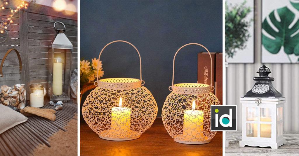 créer une ambiance romantique avec des lanternes