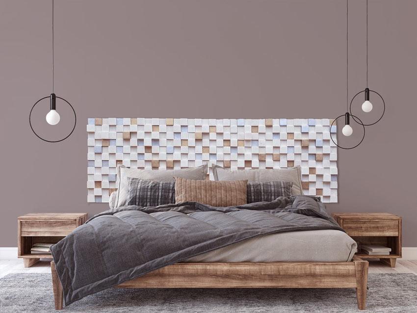 têtes de lit en bois