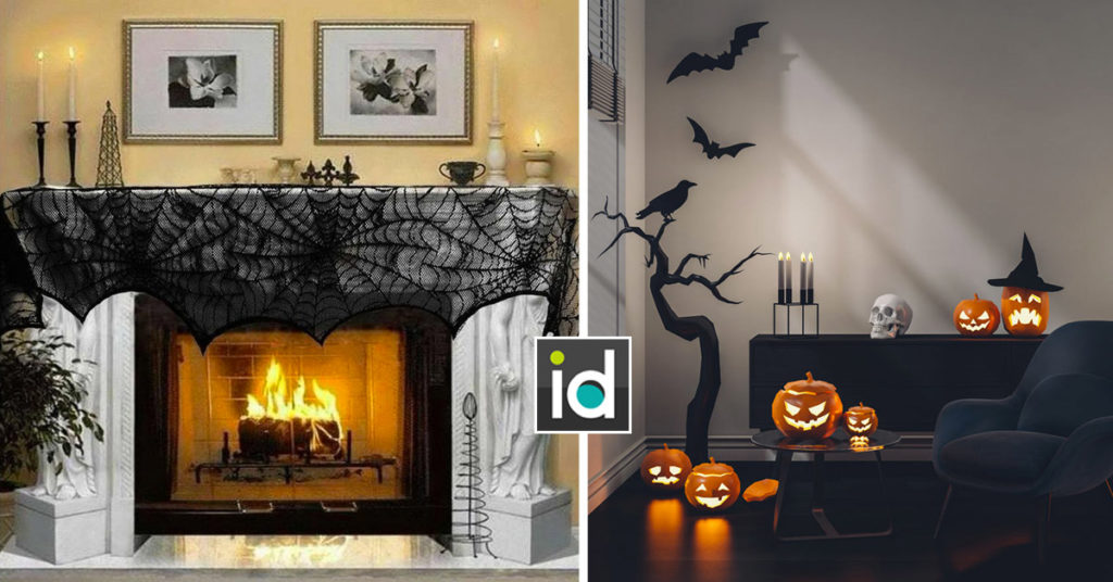 les décorations les plus effrayantes pour Halloween 2020.
