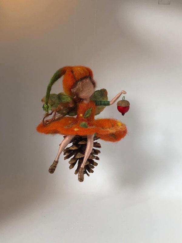 décorations d'automne rustiques