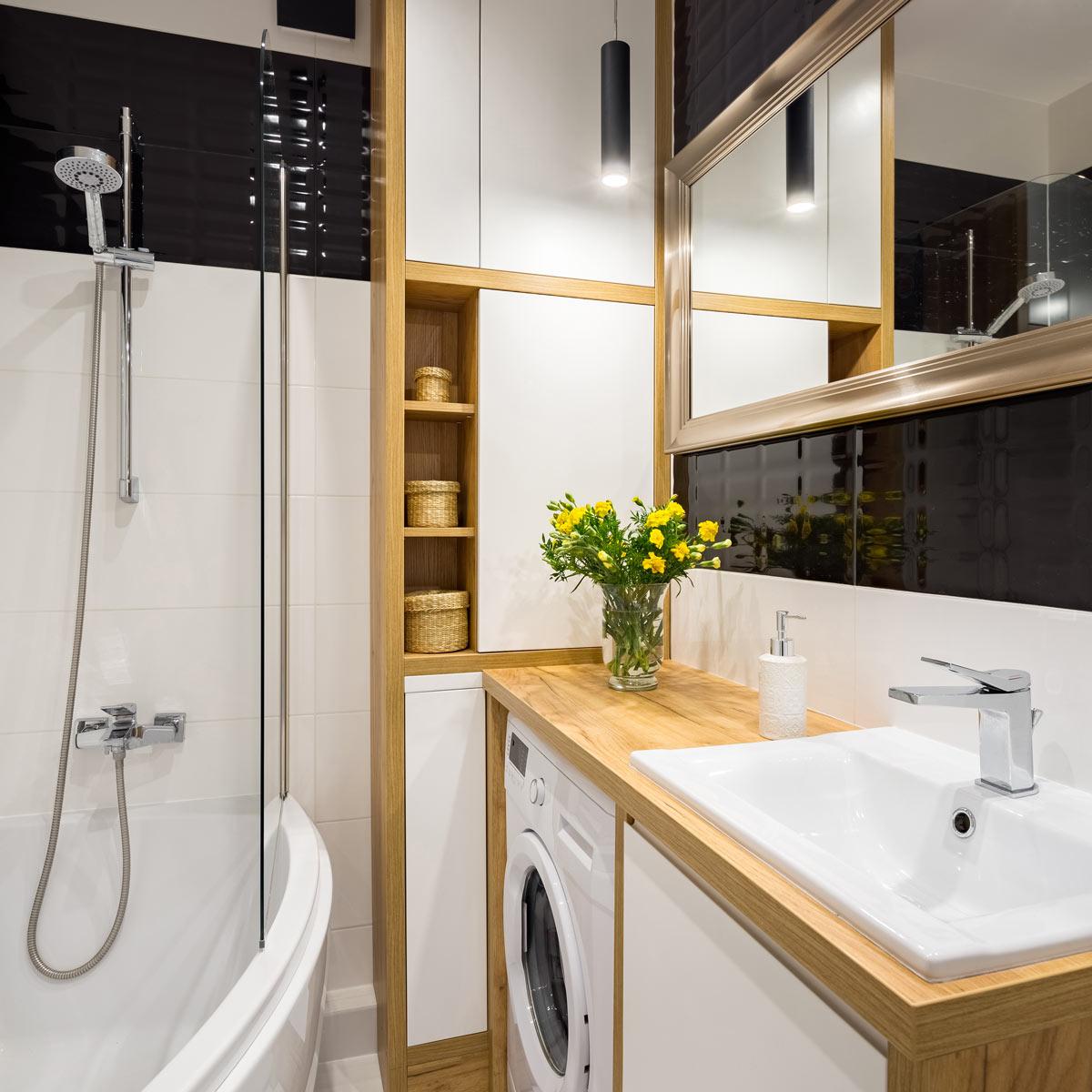 idées pour aménager une petite salle de bain