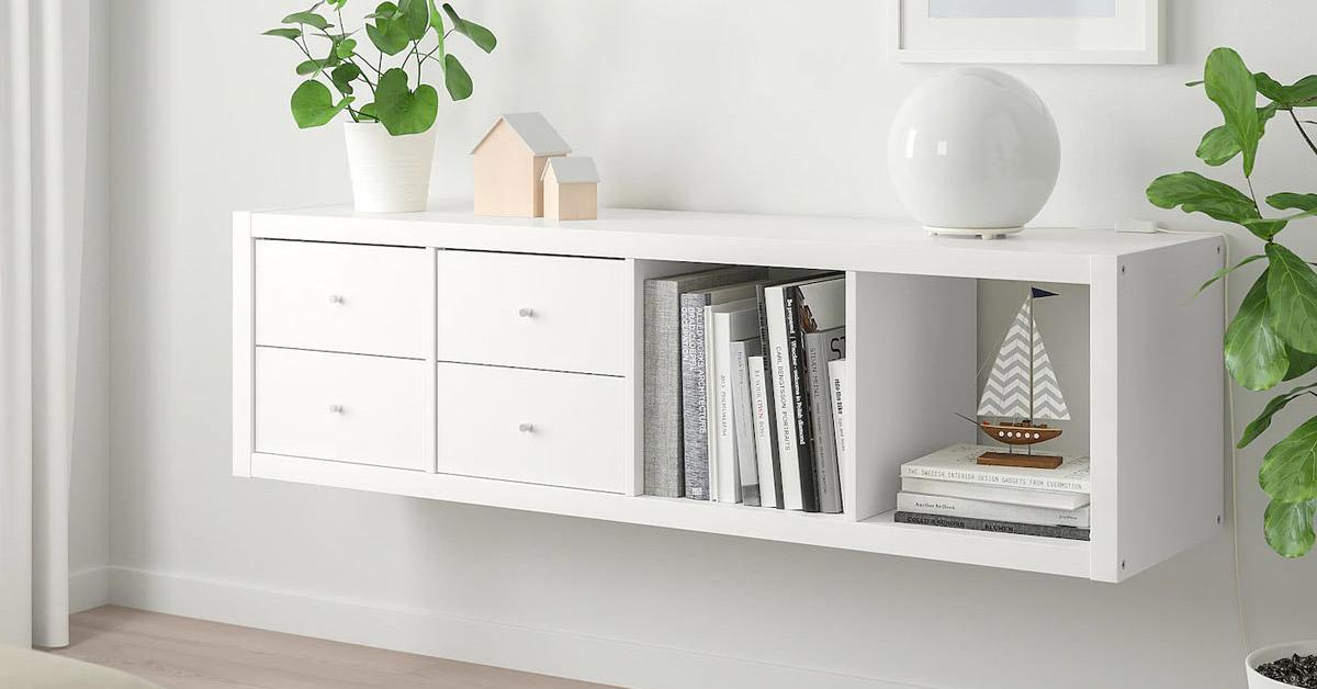 idées pour bien utiliser les étagères IKEA