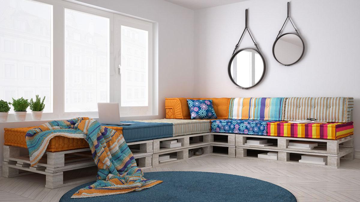 mobilier DIY palette