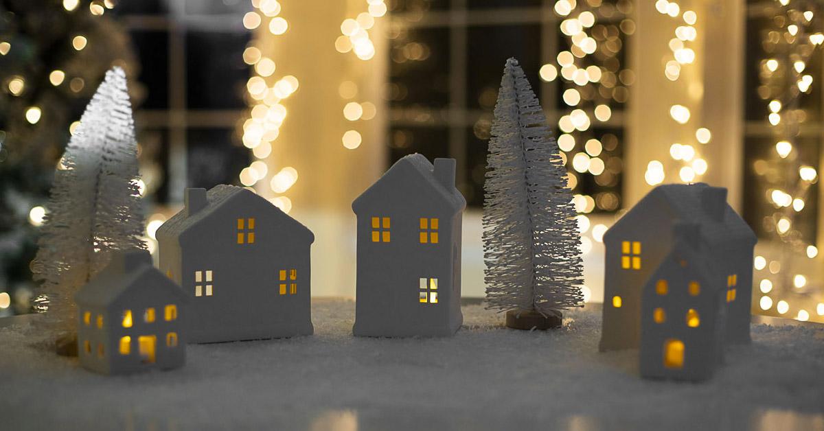 Paysages hivernaux pour décorer son intérieur.