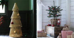 sapin de Noël alternatif avec IKEA