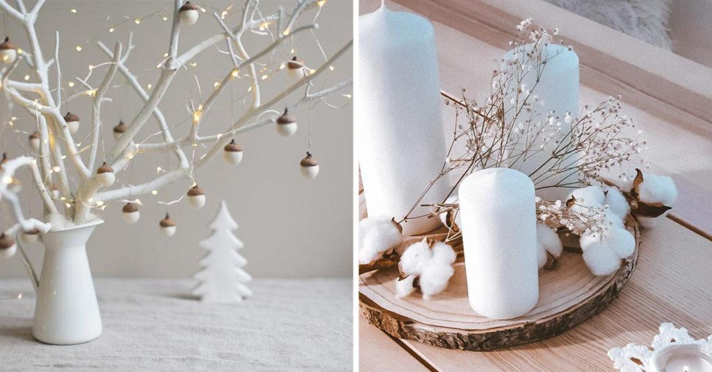Un hiver déco total white