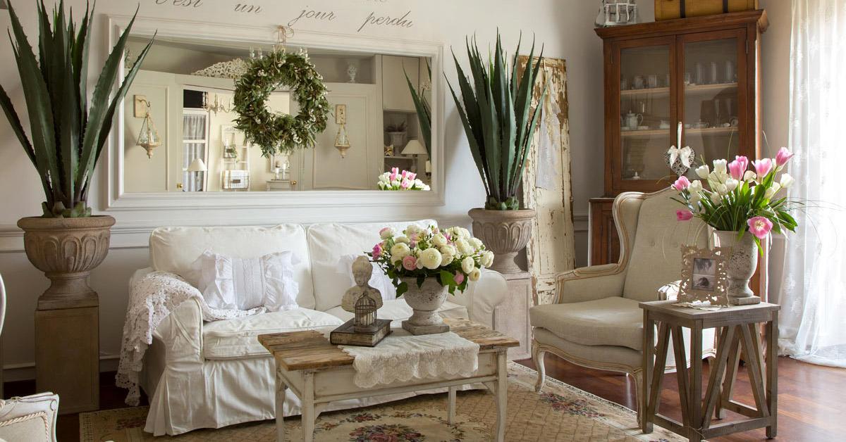 salon style provençal