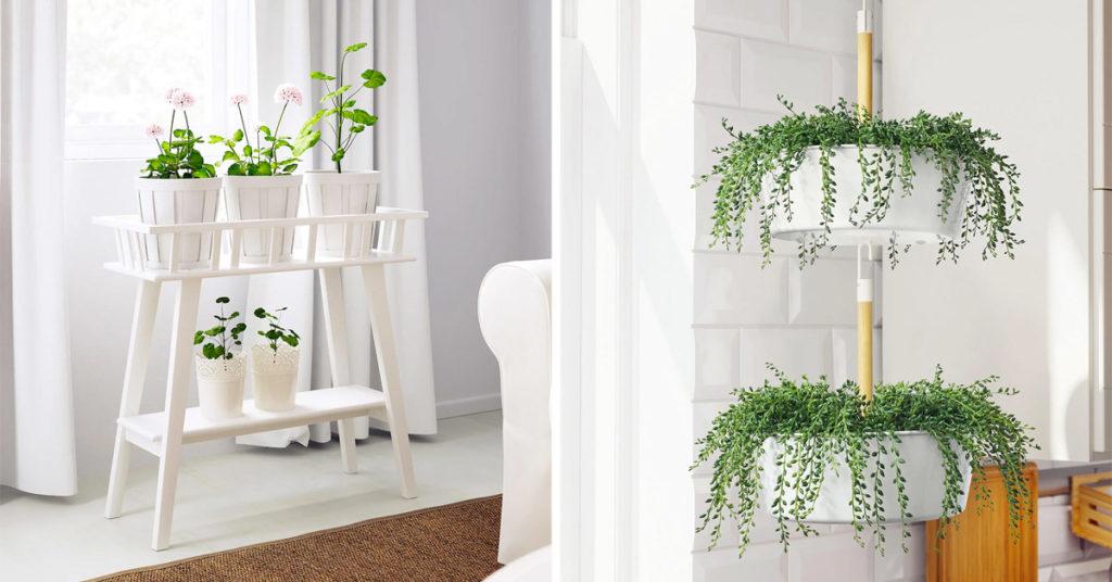 Porte-plantes IKEA