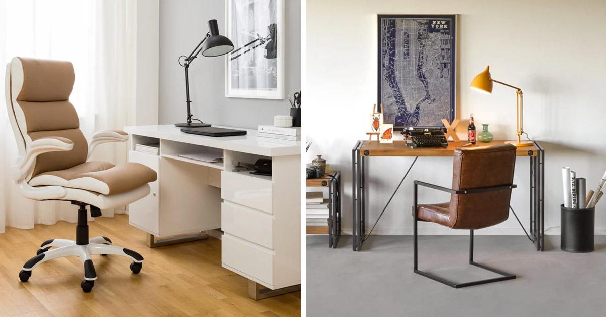Comment aménager son bureau à la maison.