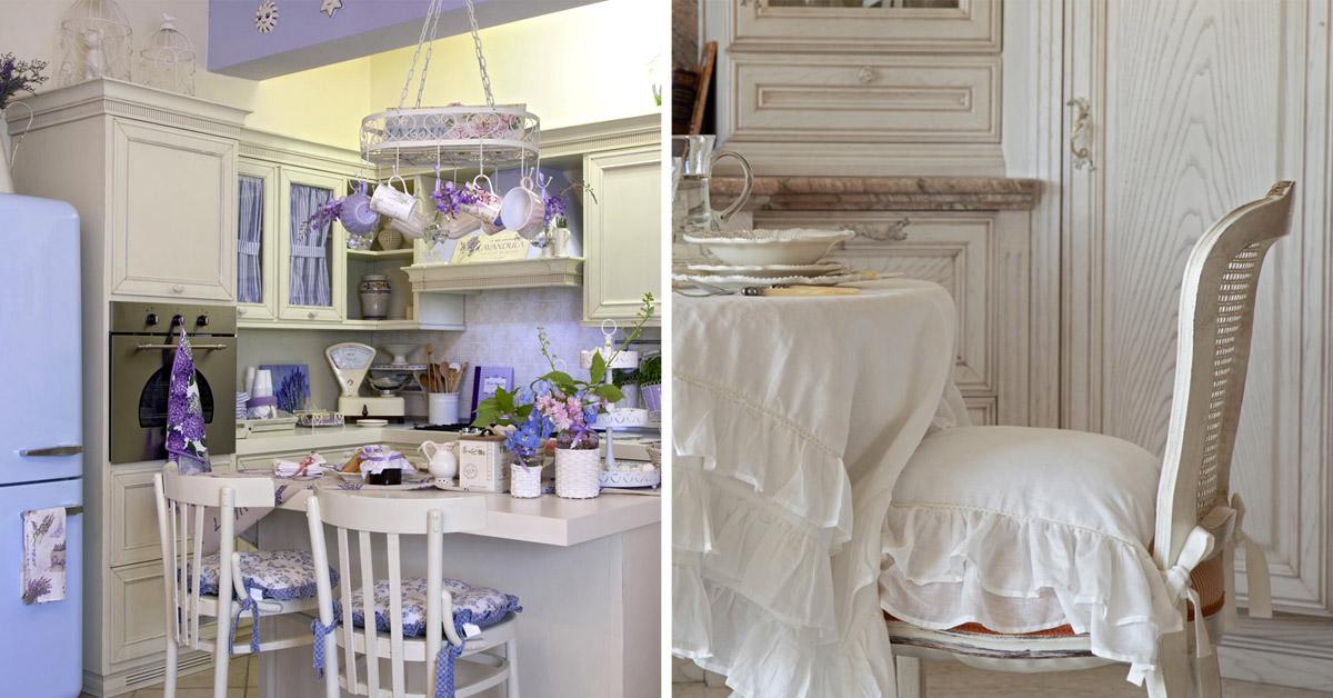La cuisine au parfum provençal.