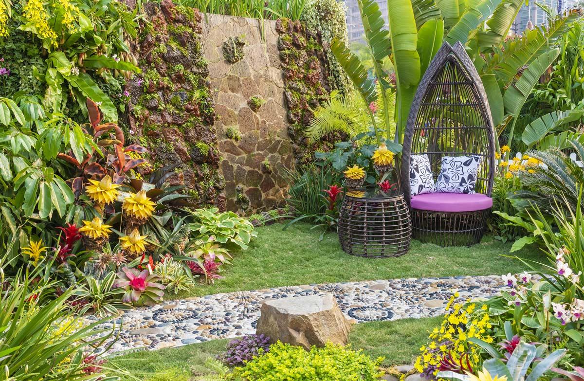 Comment aménager un jardin de rêve