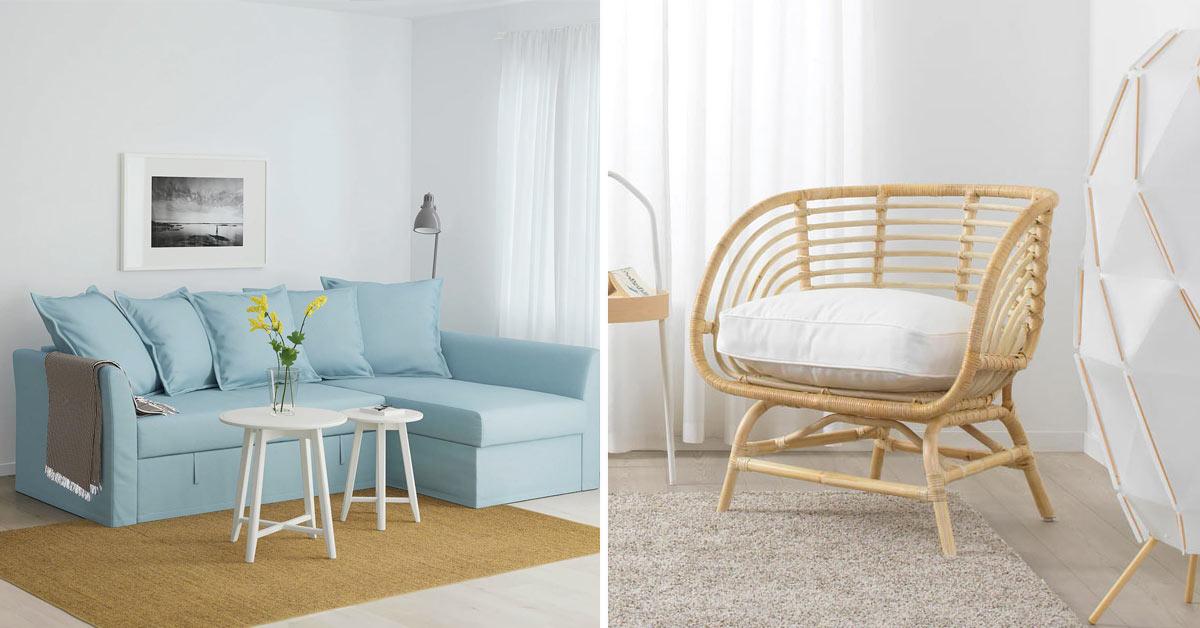 couleurs du printemps chez IKEA