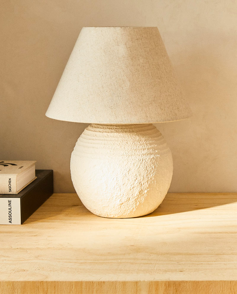 luminaires de Zara Home