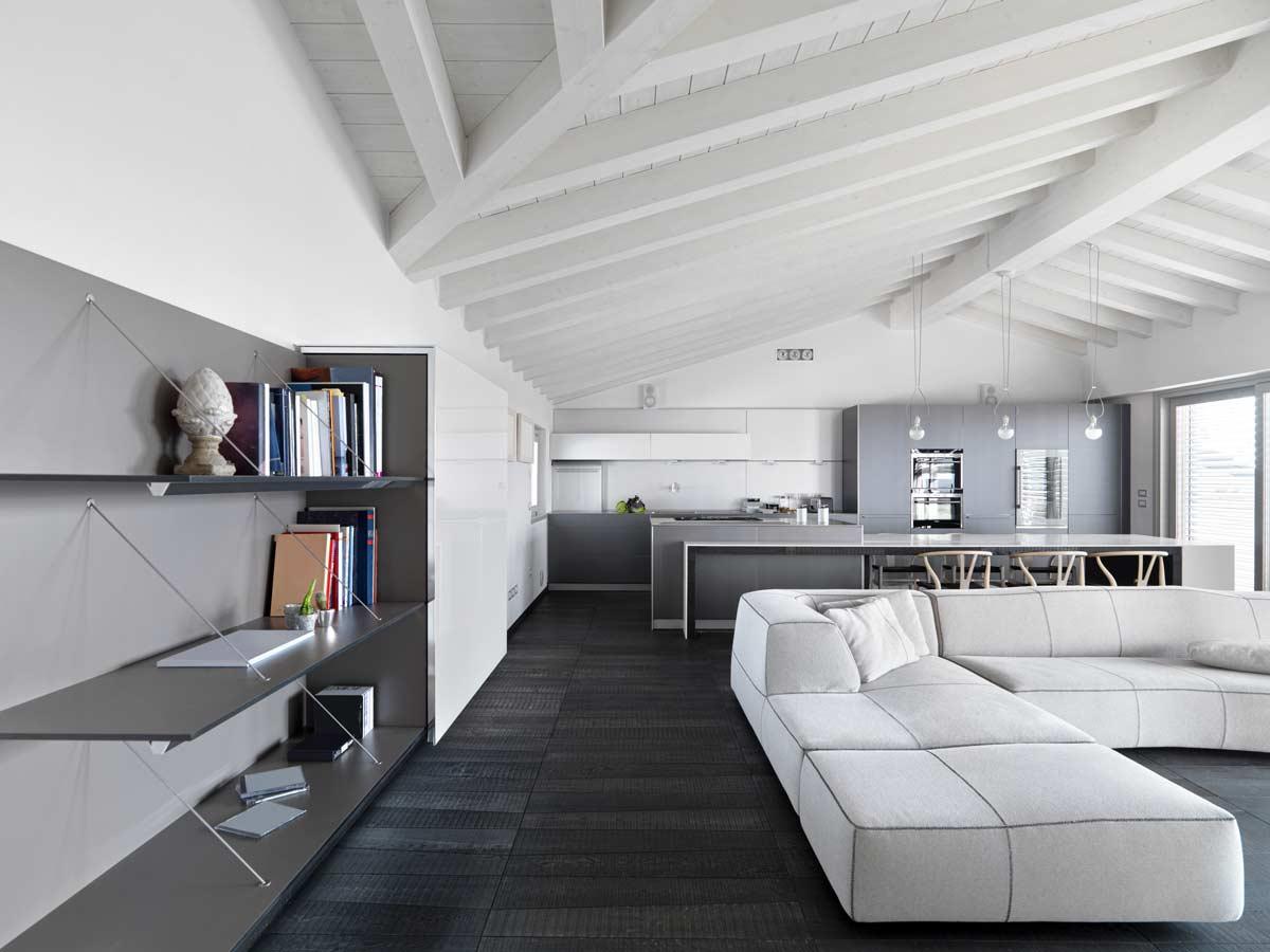 valoriser le décor de votre intérieur avec des poutres apparentes