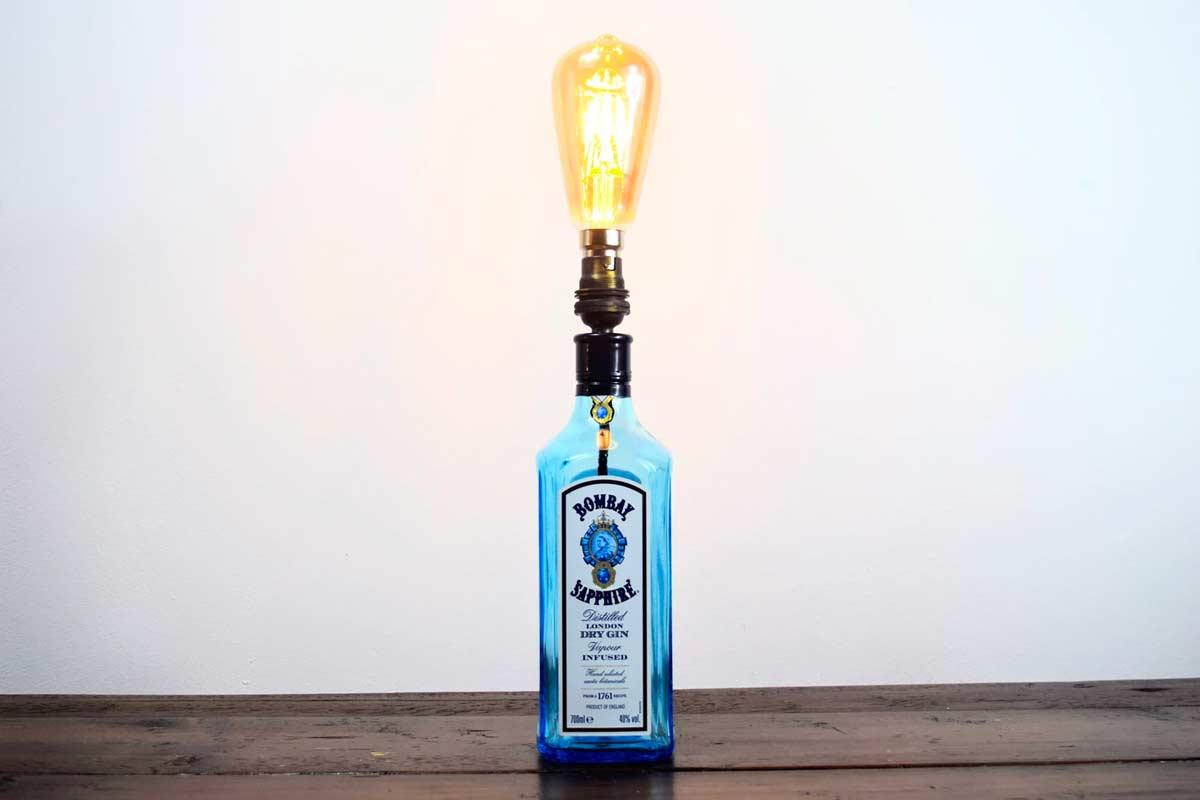 réutiliser les bouteilles en verre