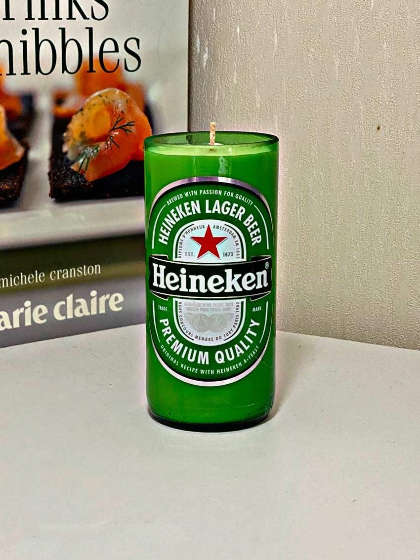 donner une nouvelle vie aux bouteilles en verre